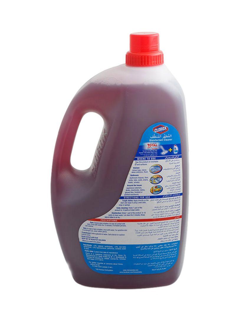Shop Clorox Disinfectant Floor Cleaner Rose Rose 3 Liter Online In