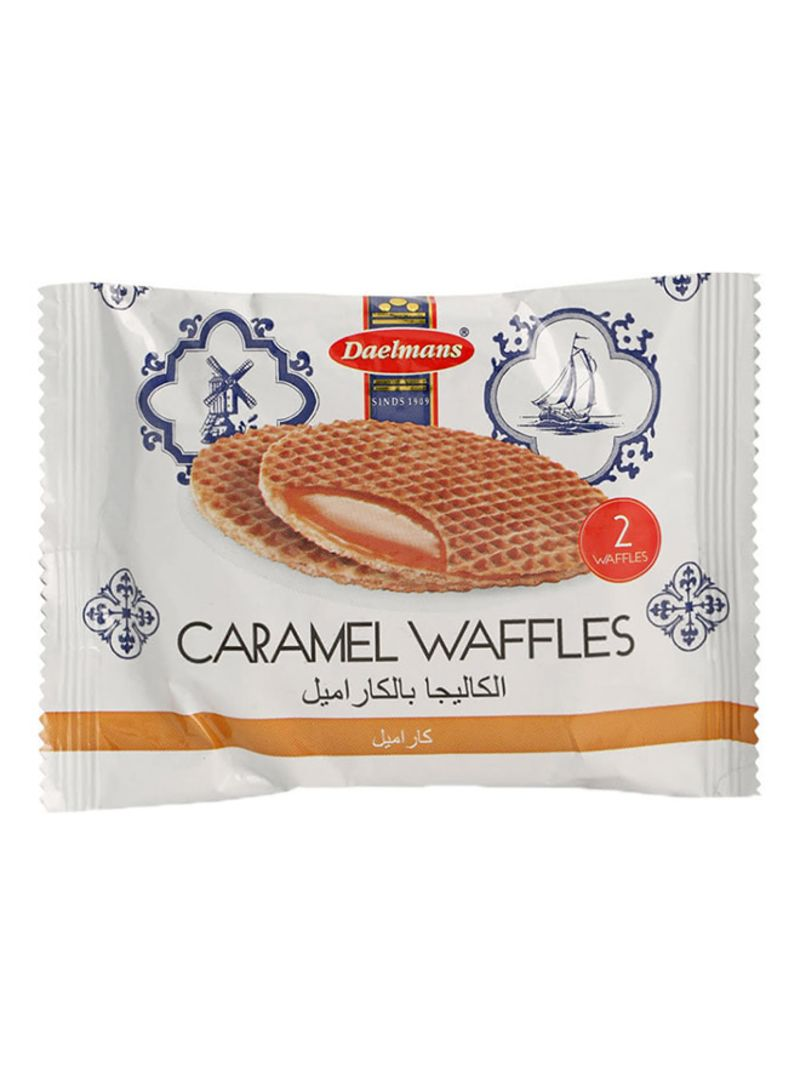 Caramel Waffles 78g