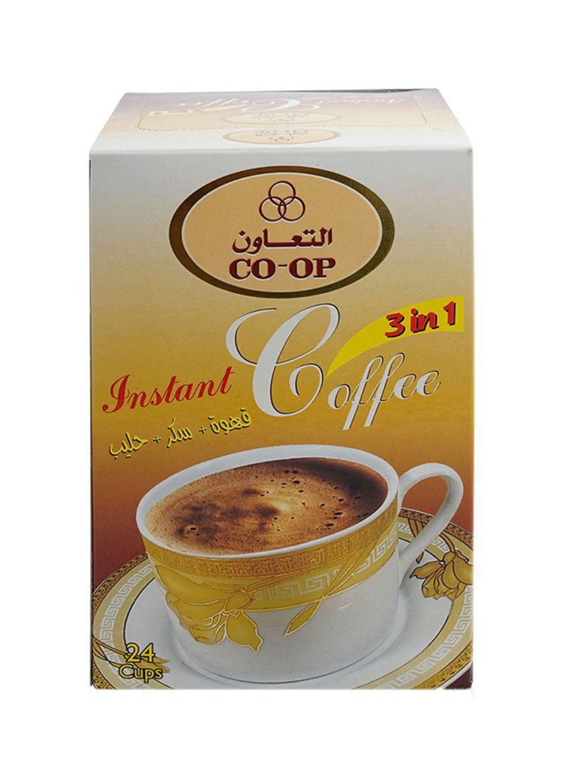 3 in 1 Instant Coffee 480g