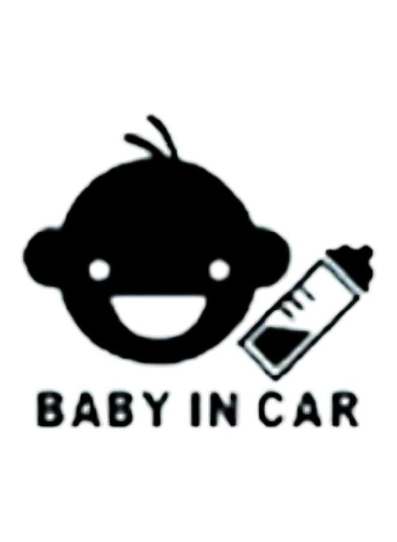 Reflective Car Sticker