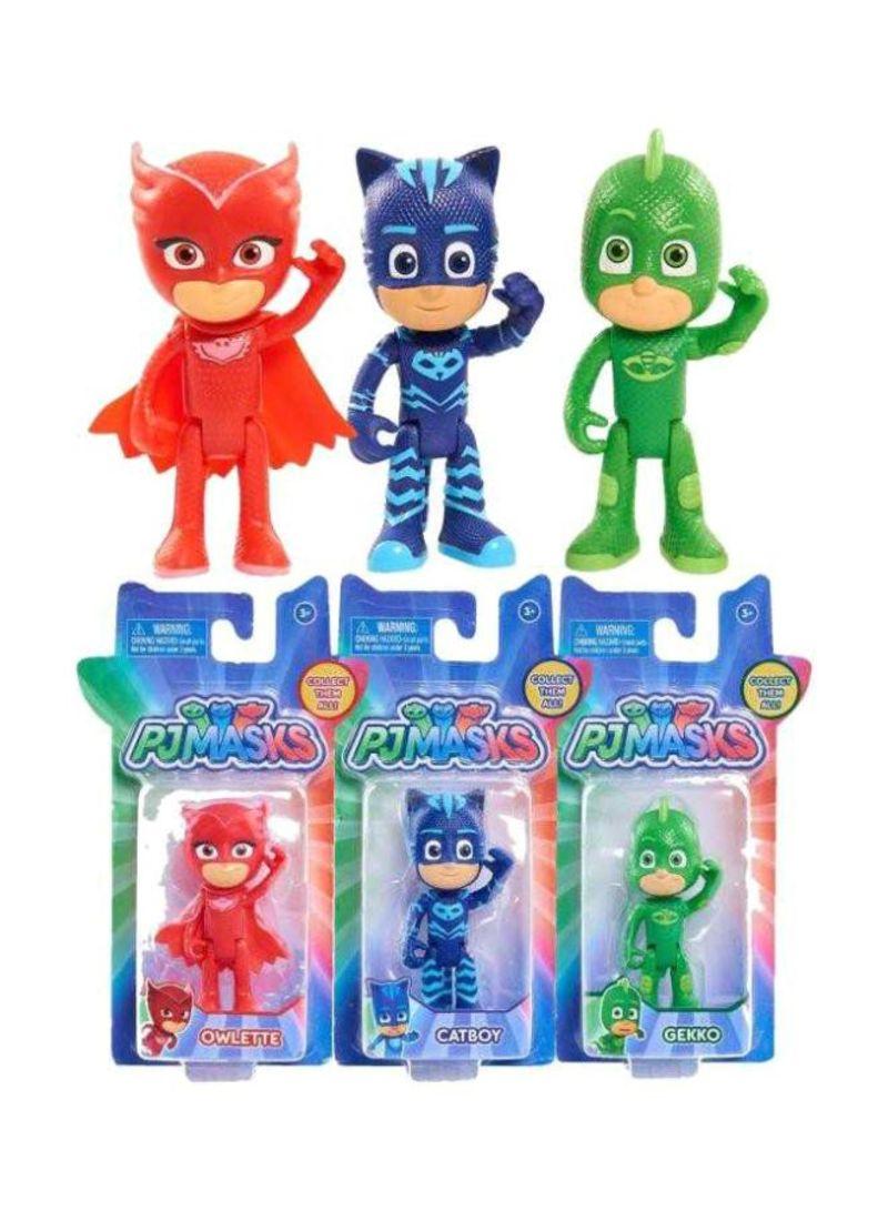 Joy Toy Pj Masks Adventure Set Gekko