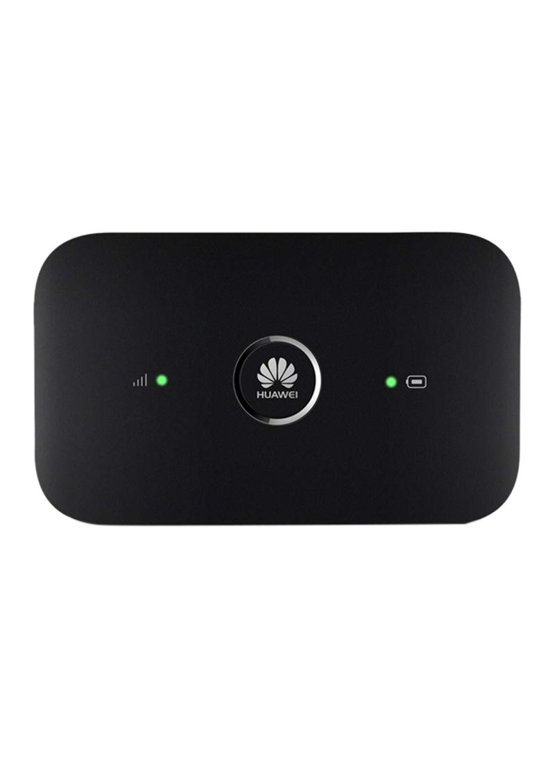 Shop Huawei E5573 4G Mobile WiFi Router 150 Mbps Black online in Dubai, Abu  Dhabi and all UAE