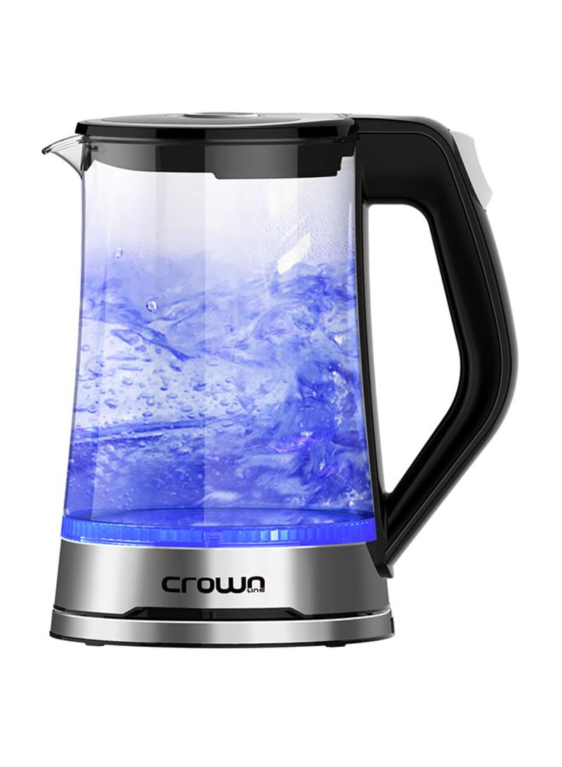 Cordless Kettle 2200W KT 158 Glass