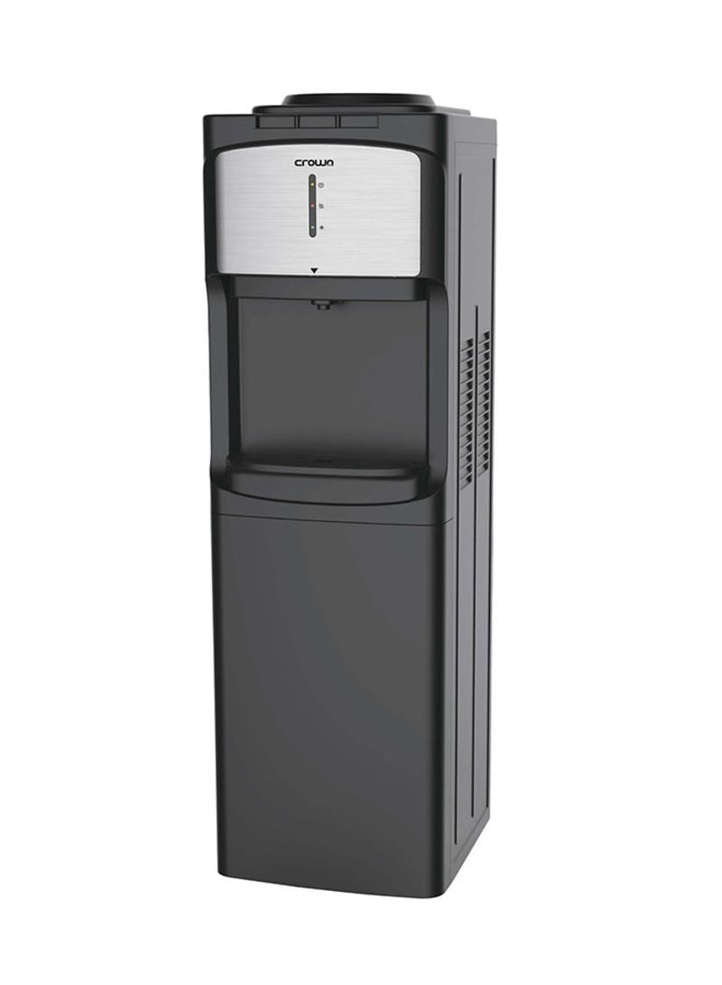 Phenomenal Shop Crownline Top Loading Water Dispenser With Storage Cabinet Wd 201 Black Online In Dubai Abu Dhabi And All Uae Home Interior And Landscaping Mentranervesignezvosmurscom