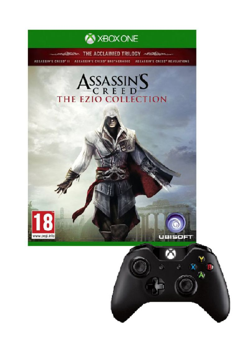 Assassin S Creed The Ezio Collection Action Xbox One With