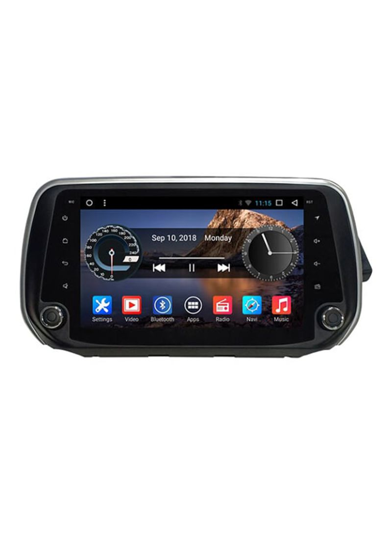 Android Full Touch Screen For Hyundai Santafe 2019 2020 Price In Uae Noon Uae Kanbkam