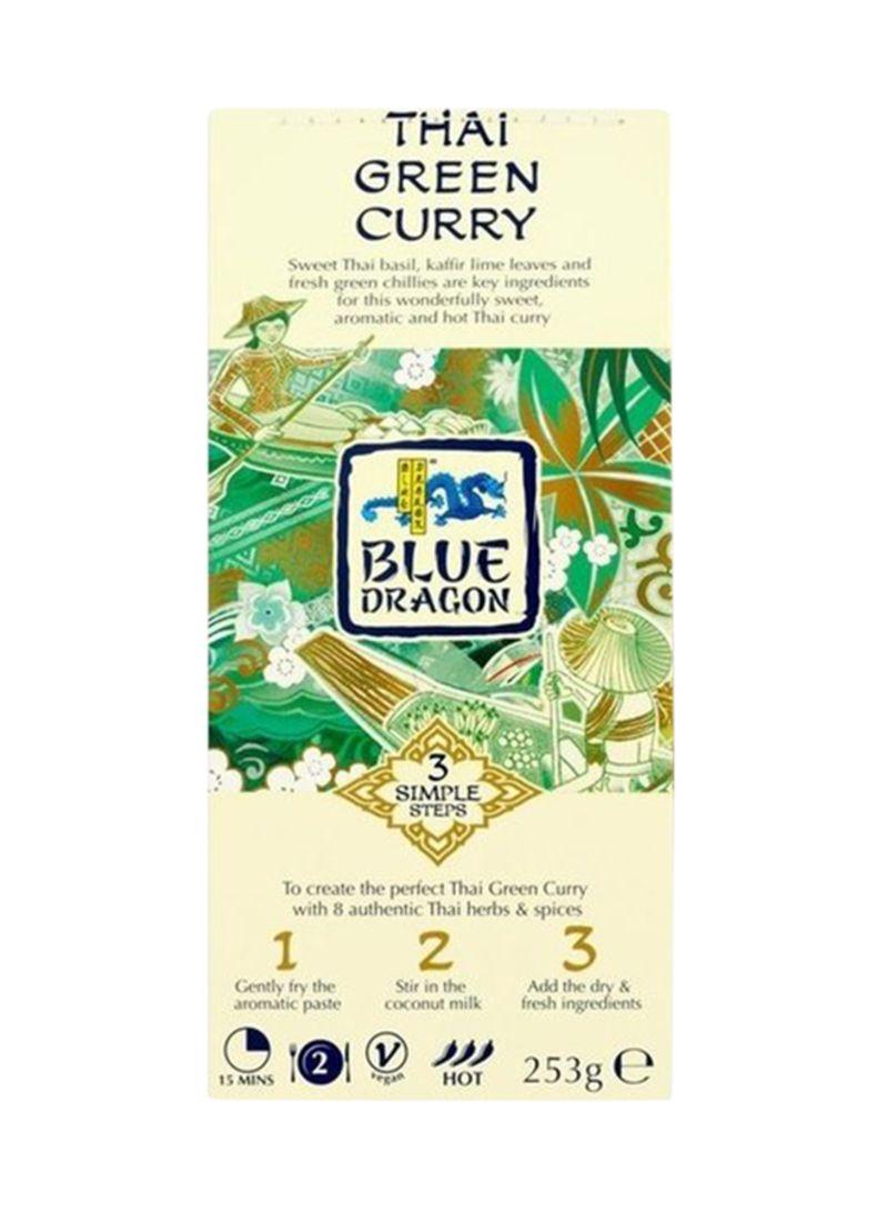 3 Steps Thai Green Curry 253g