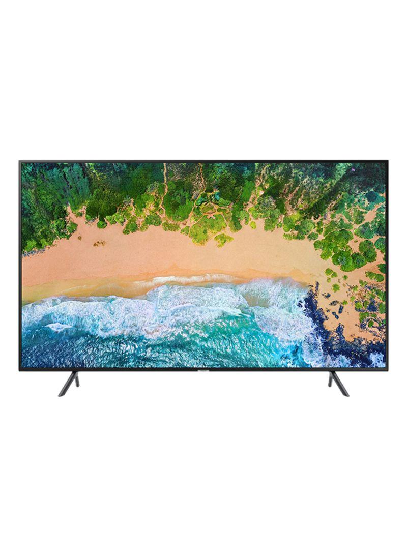 Shop Samsung 49 Inch Smart 4k Ultra Hd Tv Ua49nu7100 Black Online In Dubai Abu Dhabi And All Uae