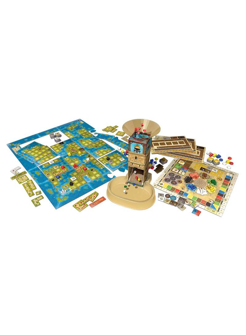 Shop Queen Games Amerigo Board Game Online In Dubai Abu Dhabi And All Uae