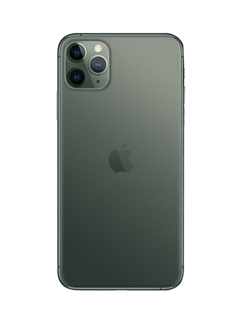 تسوق أبل وموبايل آيفون 11 برو بدون تطبيق فيس تايم لون أخضر ميد نايت سعة 64 جيجابايت يدعم تقنية 4g Lte أونلاين في السعودية