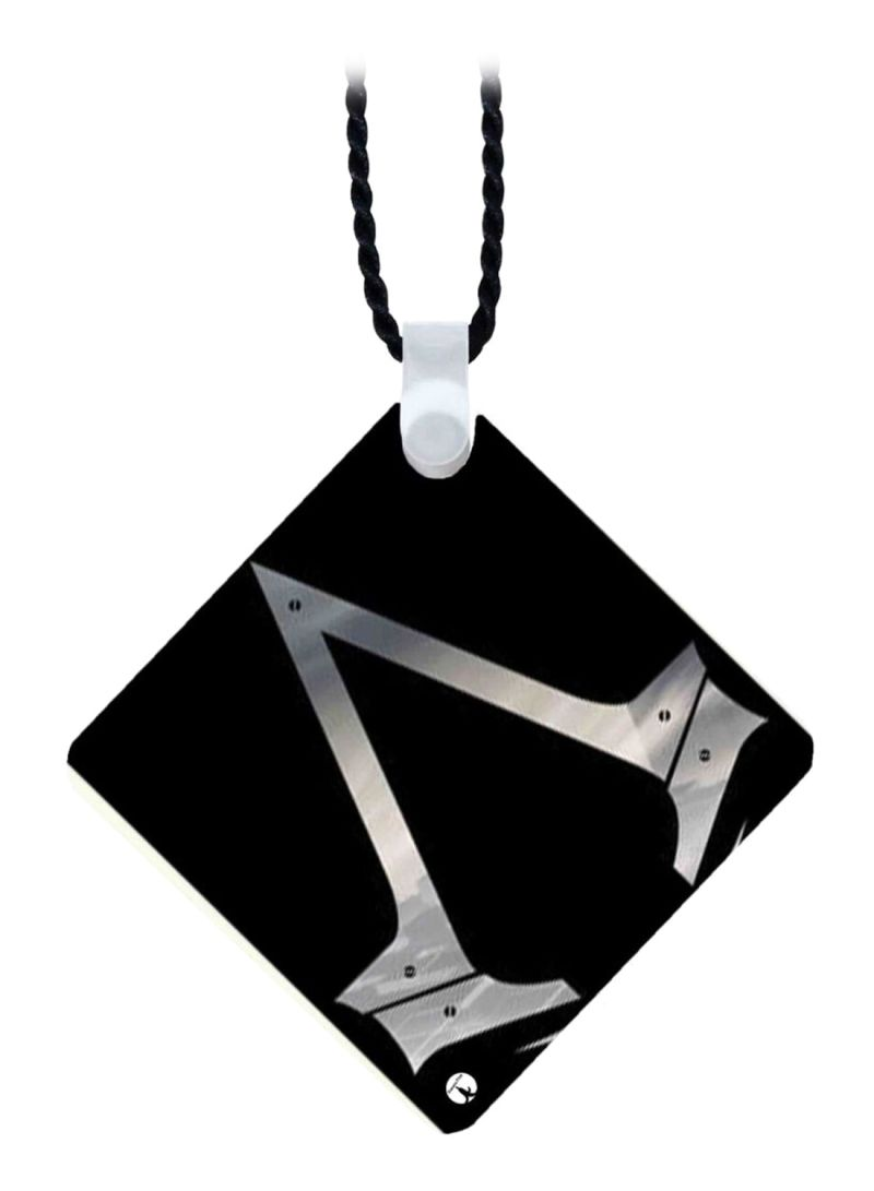 Shop Bp Wooden Assassin S Creed Pendant Necklace Online In Dubai