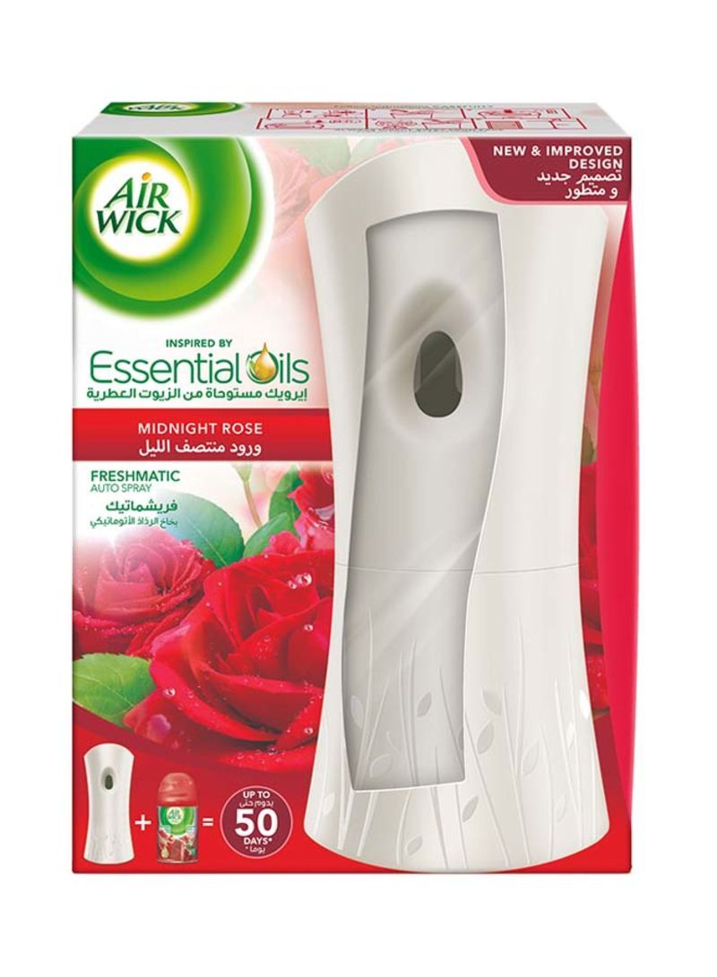 Air Freshener Freshmatic Auto Spray Kit - Midnight Rose 250m