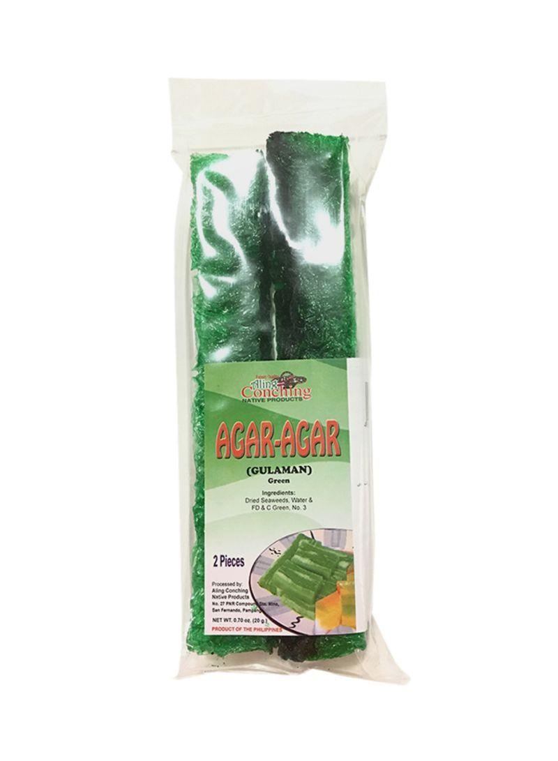 Agar Agar Green Gulaman 20g