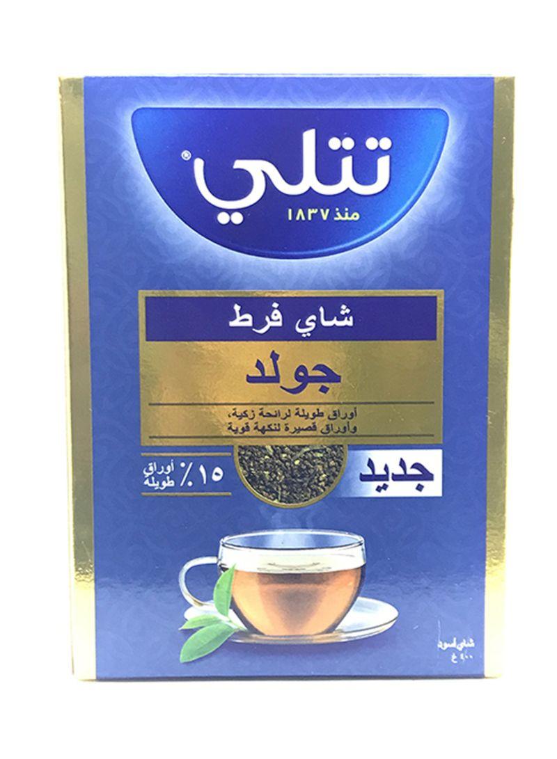 15% Long Leaf Black Tea 400g
