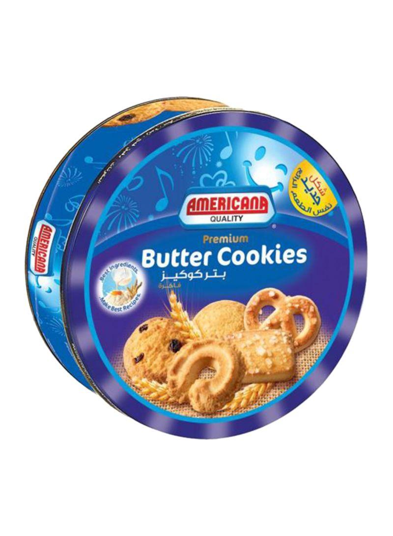 Butter Cookies Tin 454g