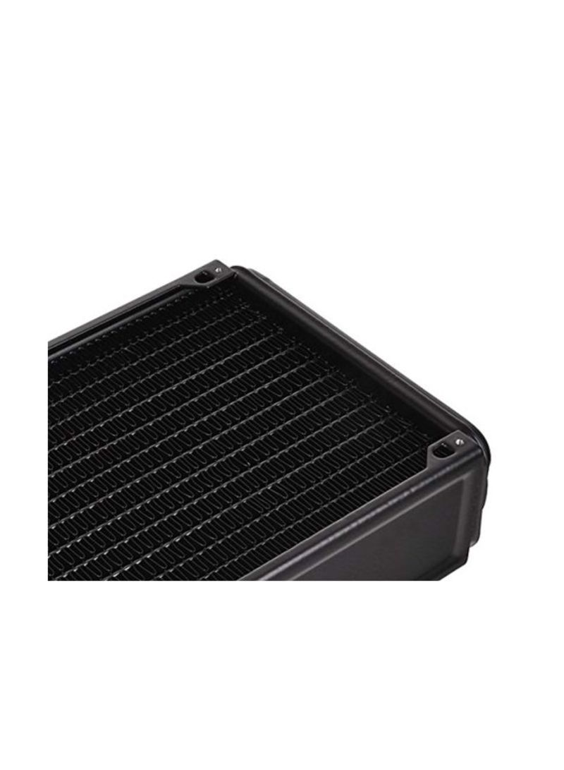 Thermaltake Pacific RL420/ Radiator for PC Water Cooling Systems Black