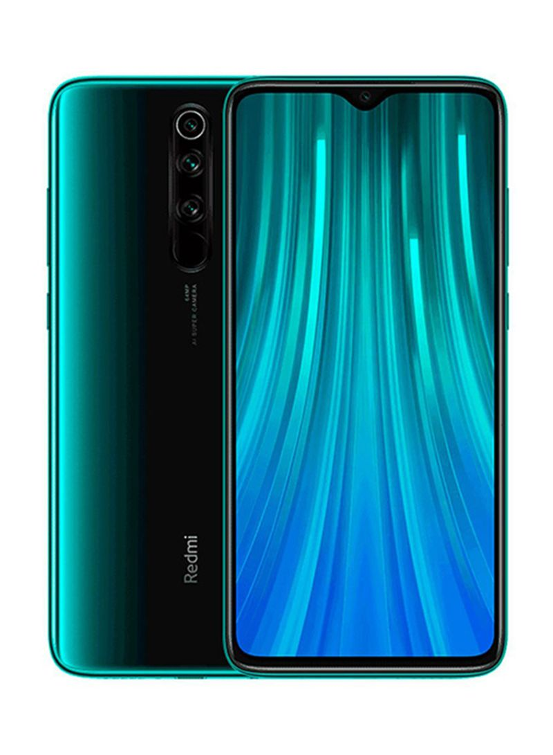 Xiaomi Redmi Note 8 Black 4 64gb Cell Phones 3