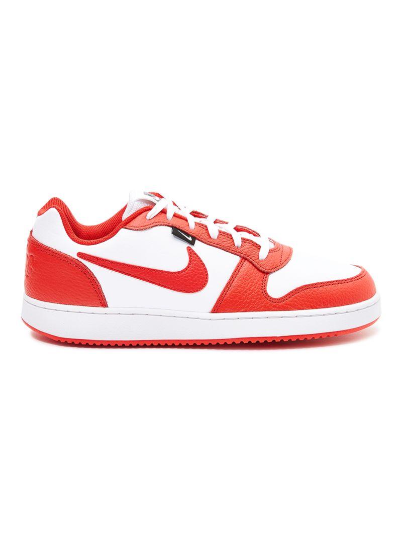 Shop Nike Ebernon Low Prem Shoes White