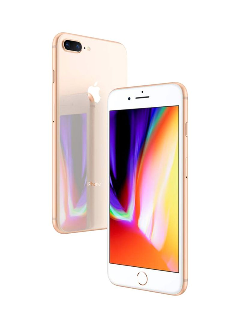 Shop Apple Iphone 8 Plus With Facetime Gold 256gb 4g Lte Online In