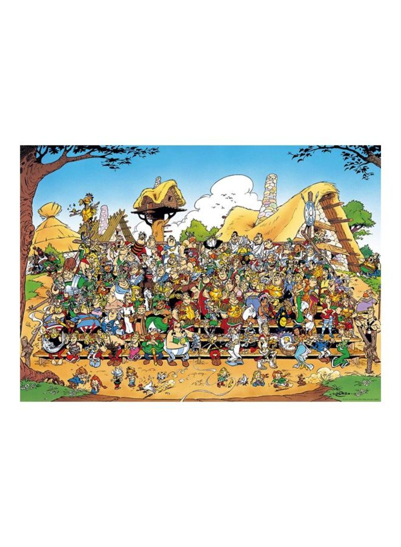 Clementoni Art of Disney ratatoille 1000pc Panorama Jigsaw Puzzle