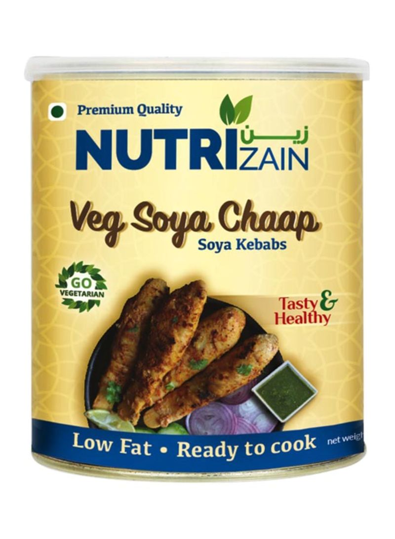 12-Pieces Veg Soya Chaap 850g