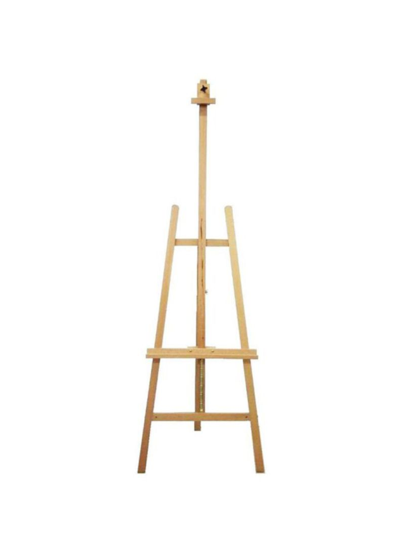 Shop Wooden Rawing Stand Beige online in Dubai, Abu Dhabi and all UAE