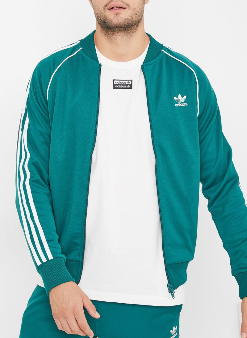 imagen Celo Infectar  sst track jacket green cheap online