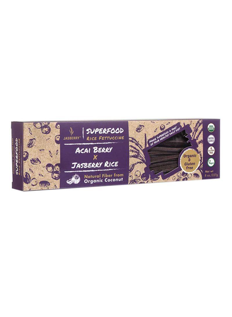 Acai Berry Fettuccine Rice 227g