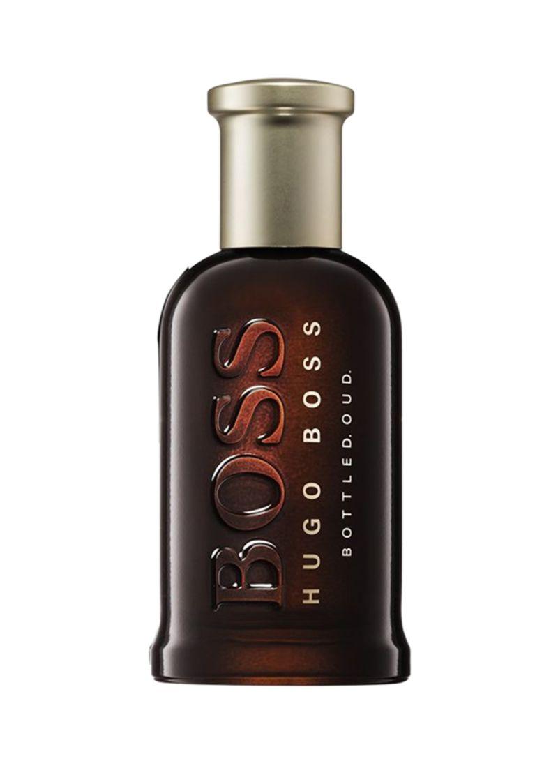 hugo boss bottled oud