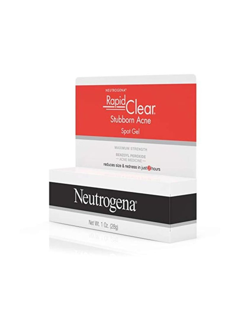 Shop Neutrogena Rapid Clear Stubborn Acne Spot Treatment Gel