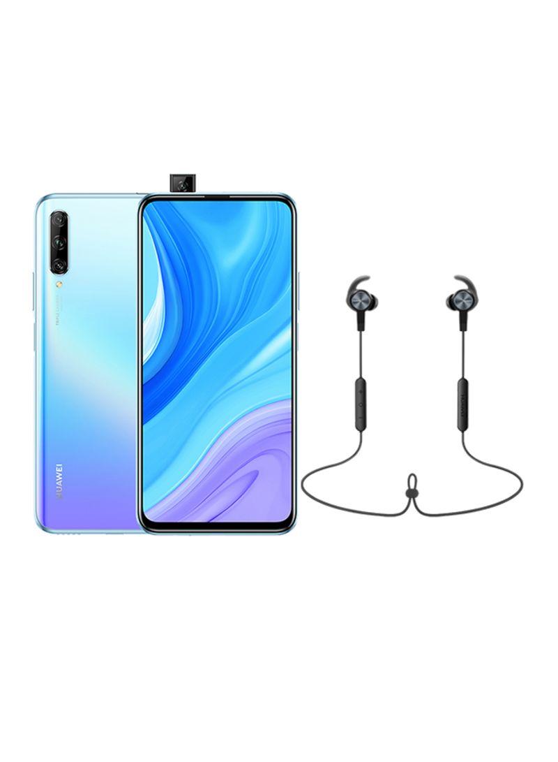 Y9s Dual SIM Breathing Crystal 6GB RAM 128GB 4G LTE With AM61 In-Ear Bluetooth Headphones