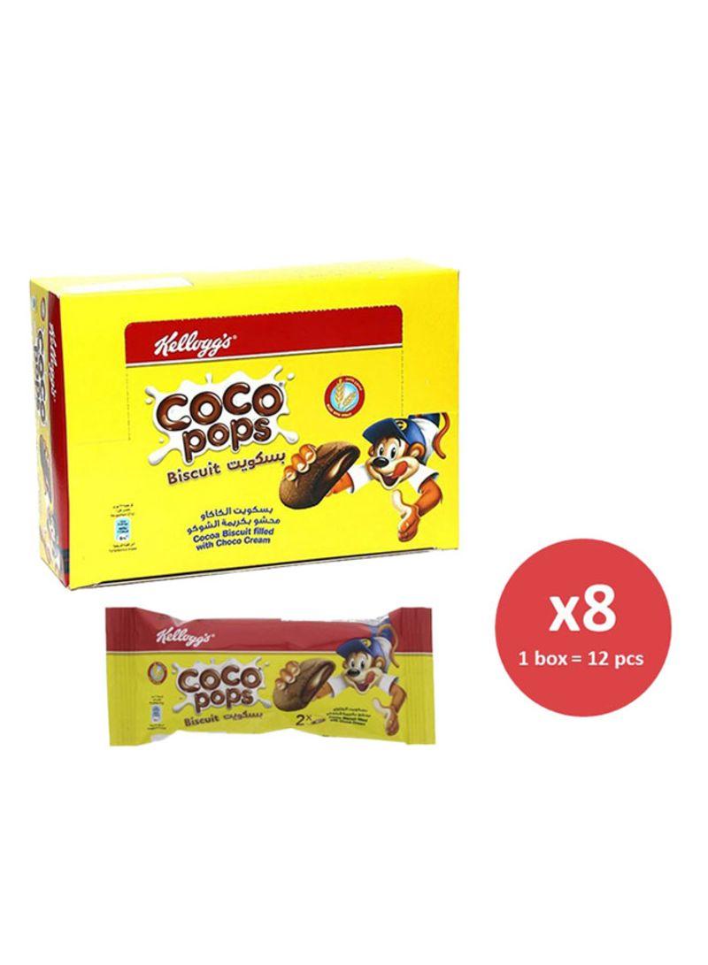 4-Piece Coco Pops Biscuit 42g