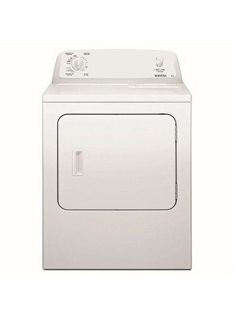مجفف ملابس تحميل علوي بسعة 7 كجم 4KMEDC410JW أبيض
