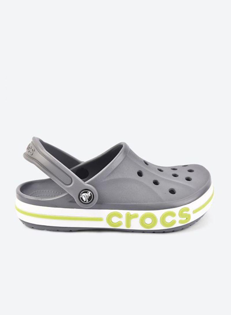 Shop crocs Bayaband Clogs Grey online