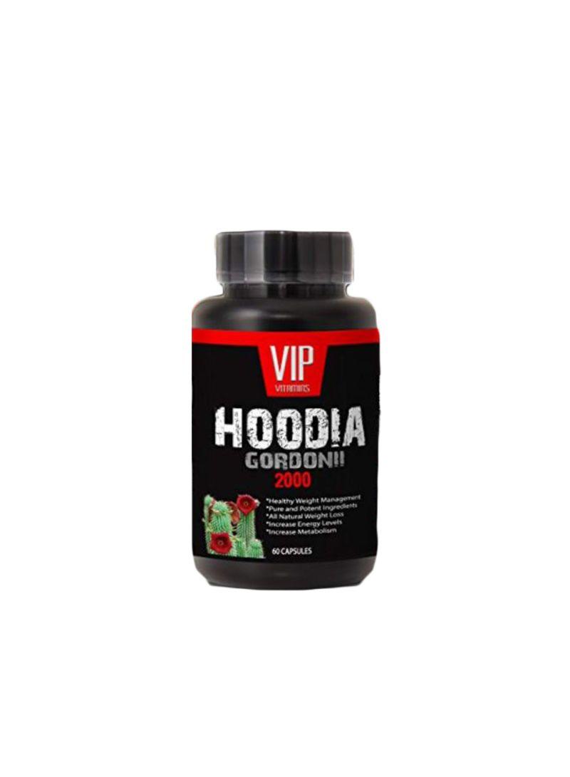 Shop Vip Supplements Pack Of 3 Hoodia Gordonii 60 Capsules