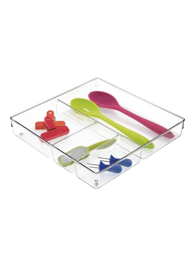 Shop InterDesign Linus Kitchen Drawer Organizer For