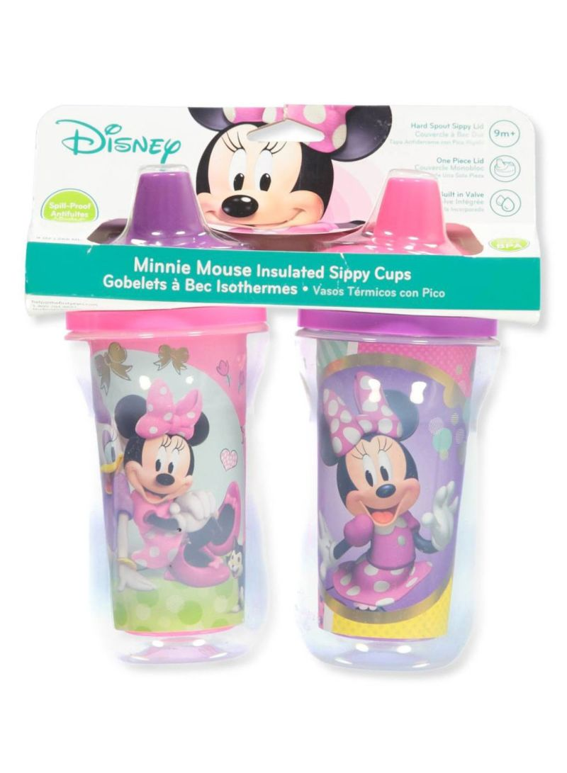 Spill-Proof DRINK CUP BOTTLE 9m BPA Free  NEW TOY STORY 3 or MICKEY or MINNIE
