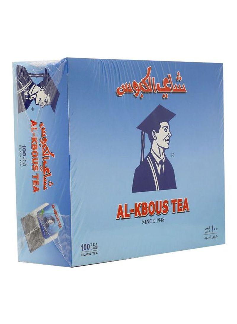 100-Piece Tea Bag 100g