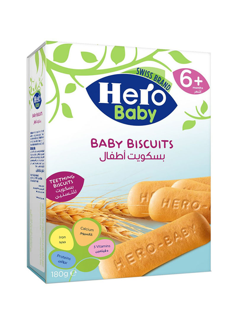 Baby Biscuits 180g