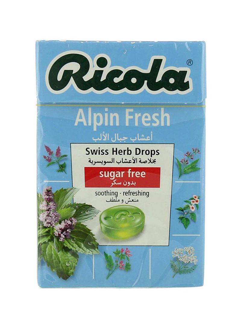Alpen Fresh Swiss Herbal Drops 45g