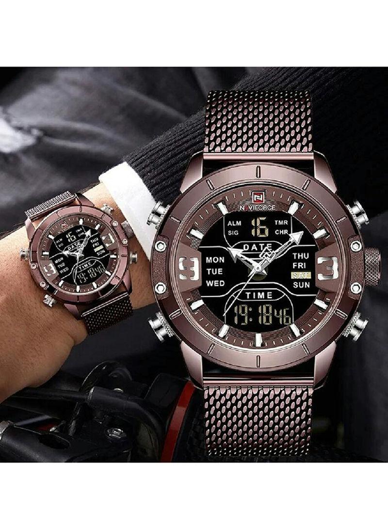 Best Men's Leather Watch