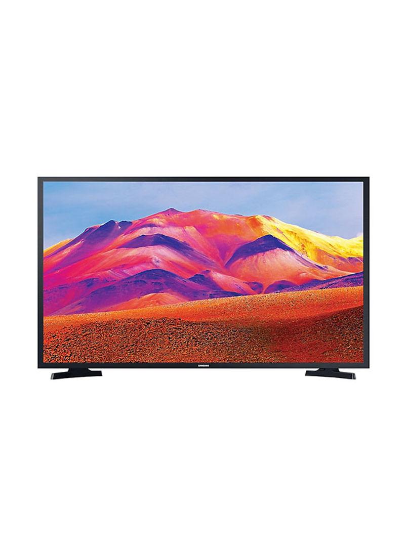 تلفاز ذكي HD مقاس 32 بوصة مزود بجهاز استقبال مدمج UA32T5300A أسود