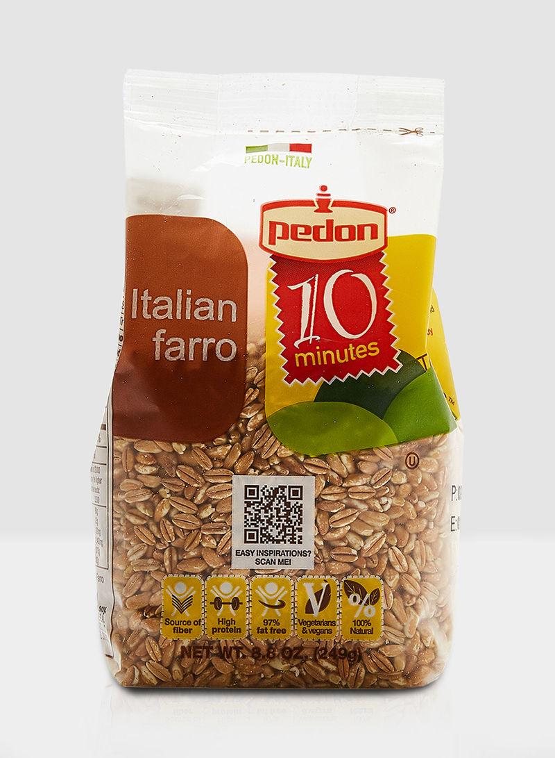 10 Minutes Italian Farro 249g