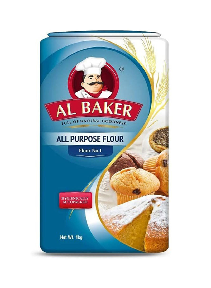 All Purpose Plain Flour 1kg