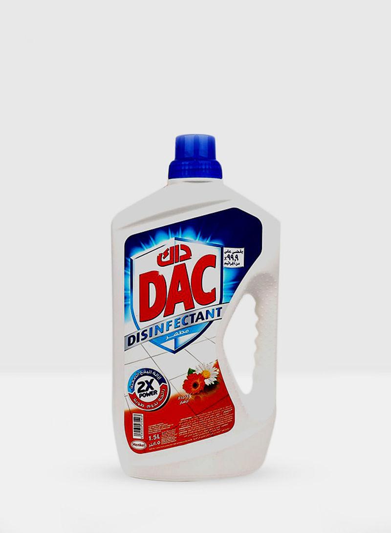 Disinfectant Floral 1.5L