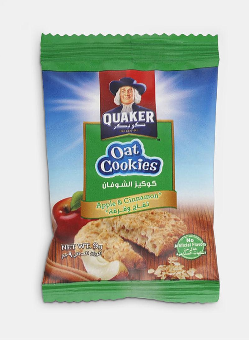Apple Cinnamon Oat Cookies 9g