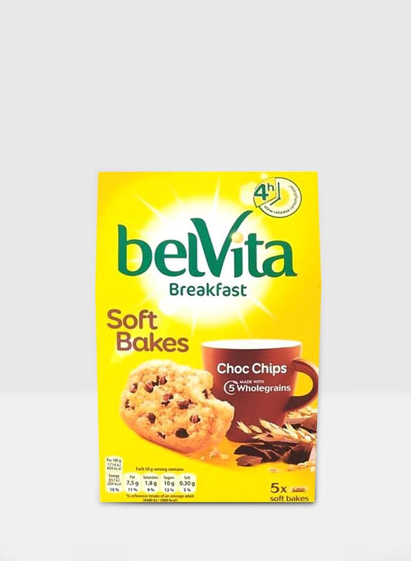 Breakfast Soft Bakes Choc Chips Cookie 250g