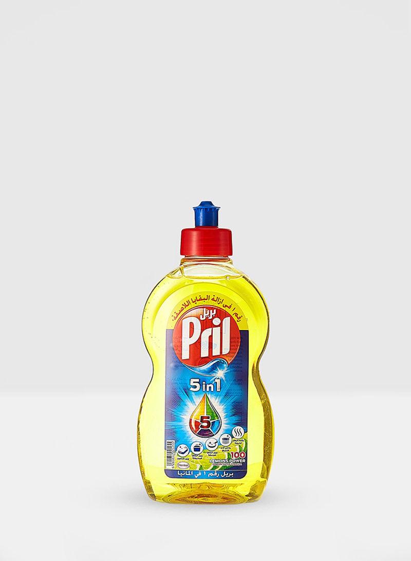 Power Dishwashing Liquid Lemon 500ml