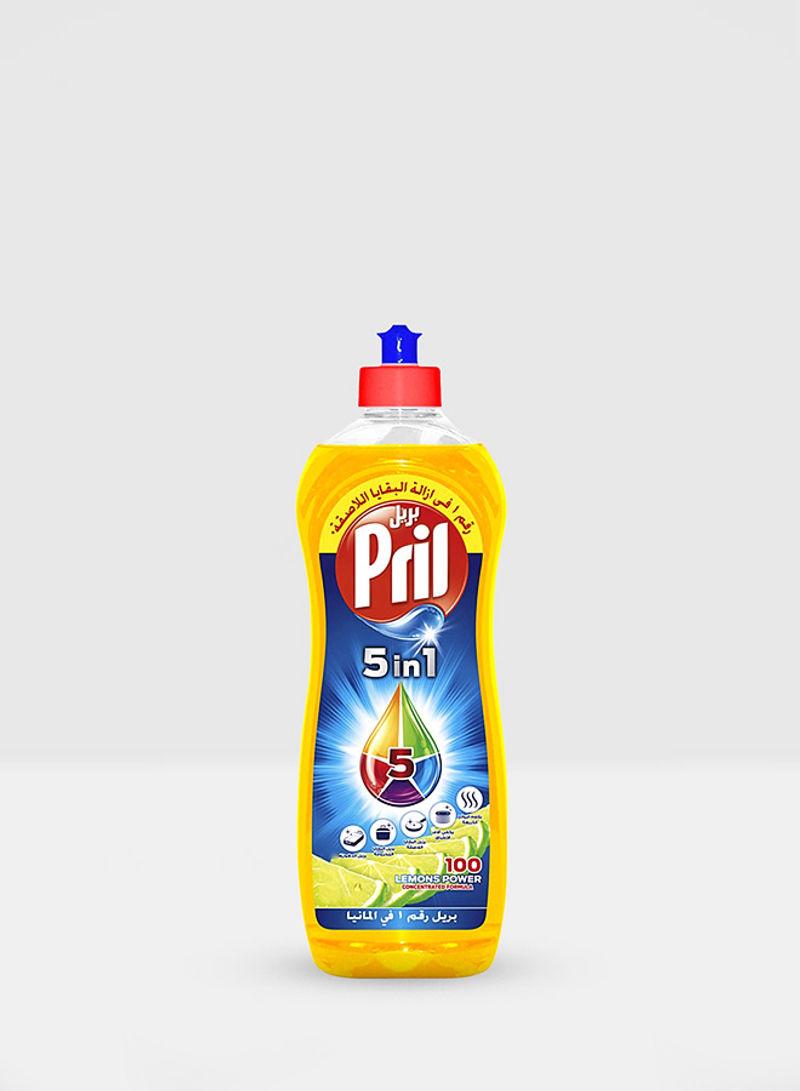Dishwashing Liquid Lemon 1L