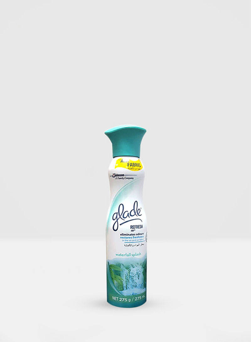 Refresh Air Freshener - Waterfall Splash 275ml